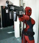 Crossplay of Deadpool