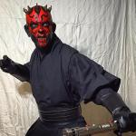 Manoah Crane as Darth Maul