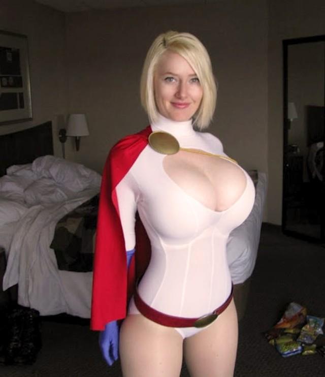 Busty Blonde Milf Big Tits