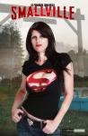Cara Nicole as Superwoman