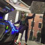Mike Syfrit as Steampunk Joker