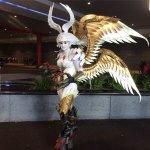 Garuda from Final Fantasy XIV Egg Sisters Cosplay